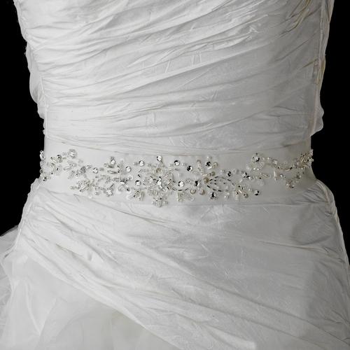 BEADED WEDDING BELT