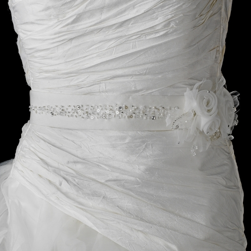 WEDDING BRIDAL BELT
