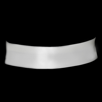 SATIN PLAIN BRIDAL BELT