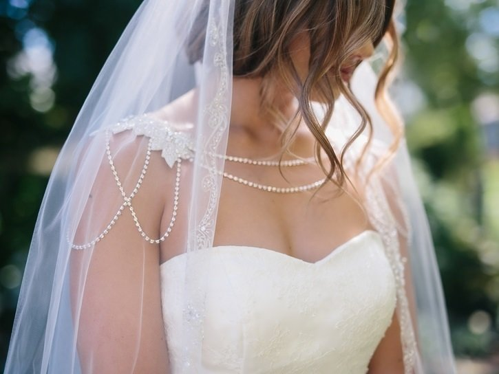 BRIDAL SHOULDER JEWELRY