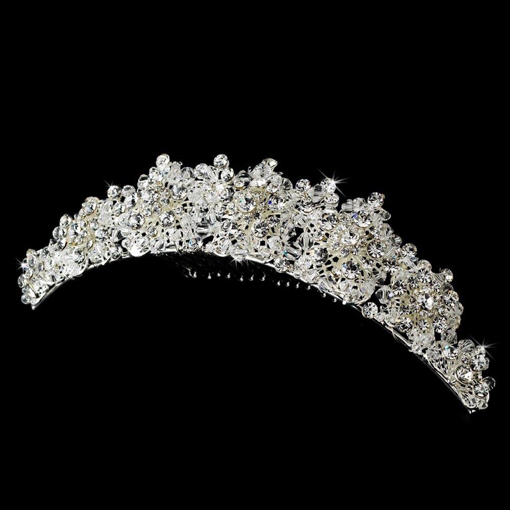 Swarovski Crystal Bridal Comb
