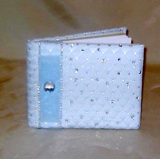 BLUE DIAMOND GUEST BOOK