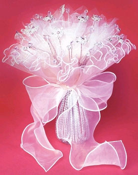 CRYSTAL TIPS BOUQUET