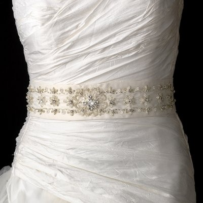 Wedding Sash Bridal Belt
