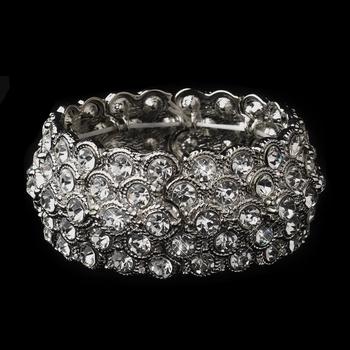 Antique Silver Cuff Bracelet