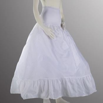 Full Bouffant Waist Petticoat