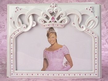 Princess Guest Book