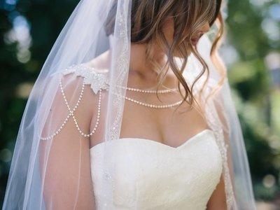 BRIDAL SHOULDER JEWELRY
