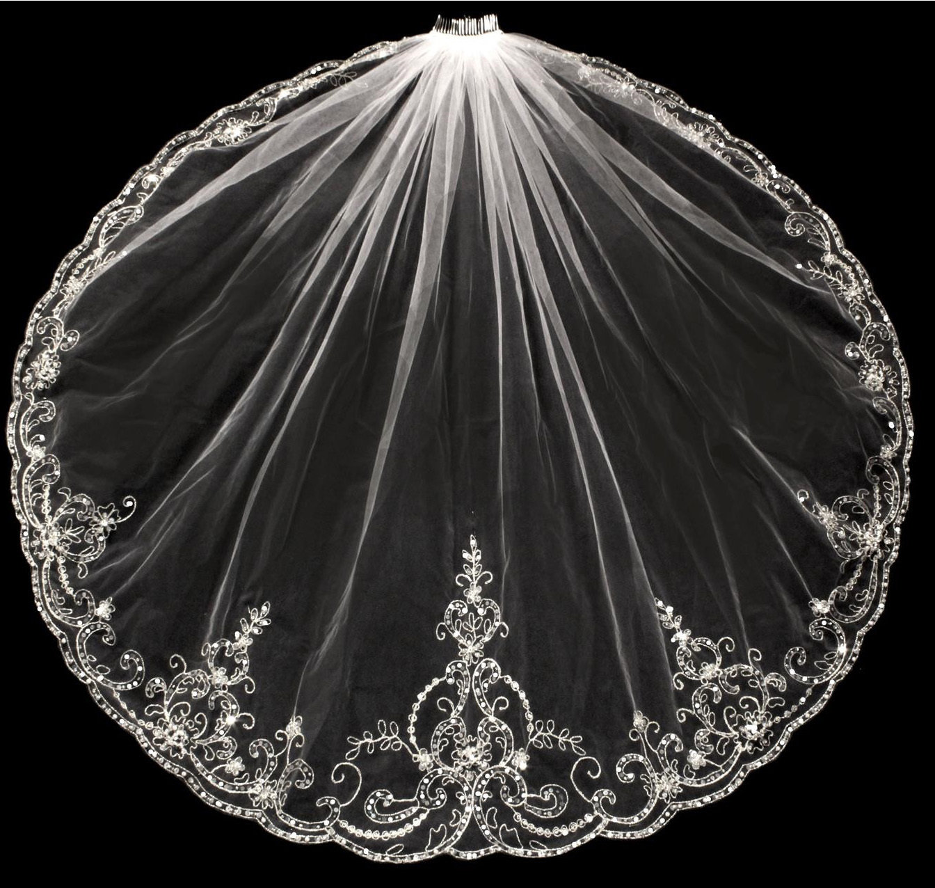 Silver Thread Veil