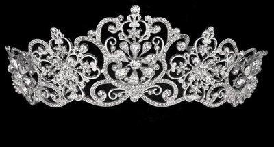 Elegant Jeweled Tiara