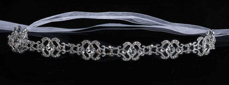 Wedding Sash Belt