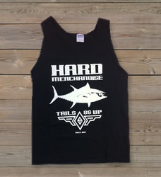 Men's Tank Tops - White & Black