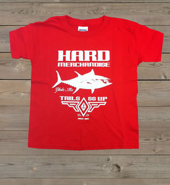 Kids T-Shirt - RED Short Sleeve
