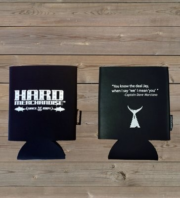 Koozie - You know the deal Jay, when I say 'we' I mean 'you'