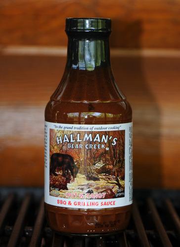 Hot & Tangy BBQ Sauce 19.8 oz