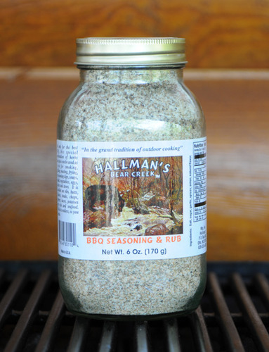 Seasoning & Dry Rub 2 pounds