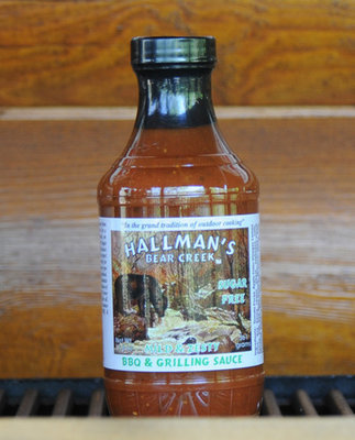 Mild & Zesty BBQ Sauce Sugar-Free 19.8 oz