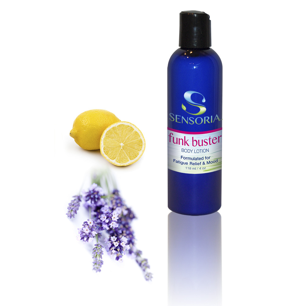 Funk Buster Body Lotion Blend for Mood Boost
