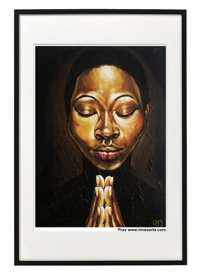 Pray Collection  (Scroll down to view collection)