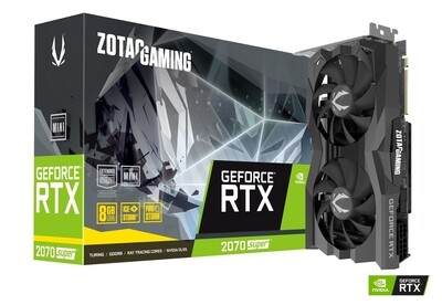 ZOTAC GAMING GeForce RTX 2070s MINI
