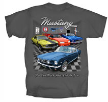"""Mustang """"You Can Never Have Enough Toys"""""""