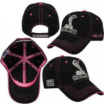 Shelby Cobra Signature Pink Cap