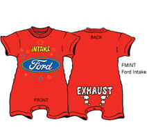 Ford Baby Romper