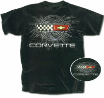Corvette C4 Logo