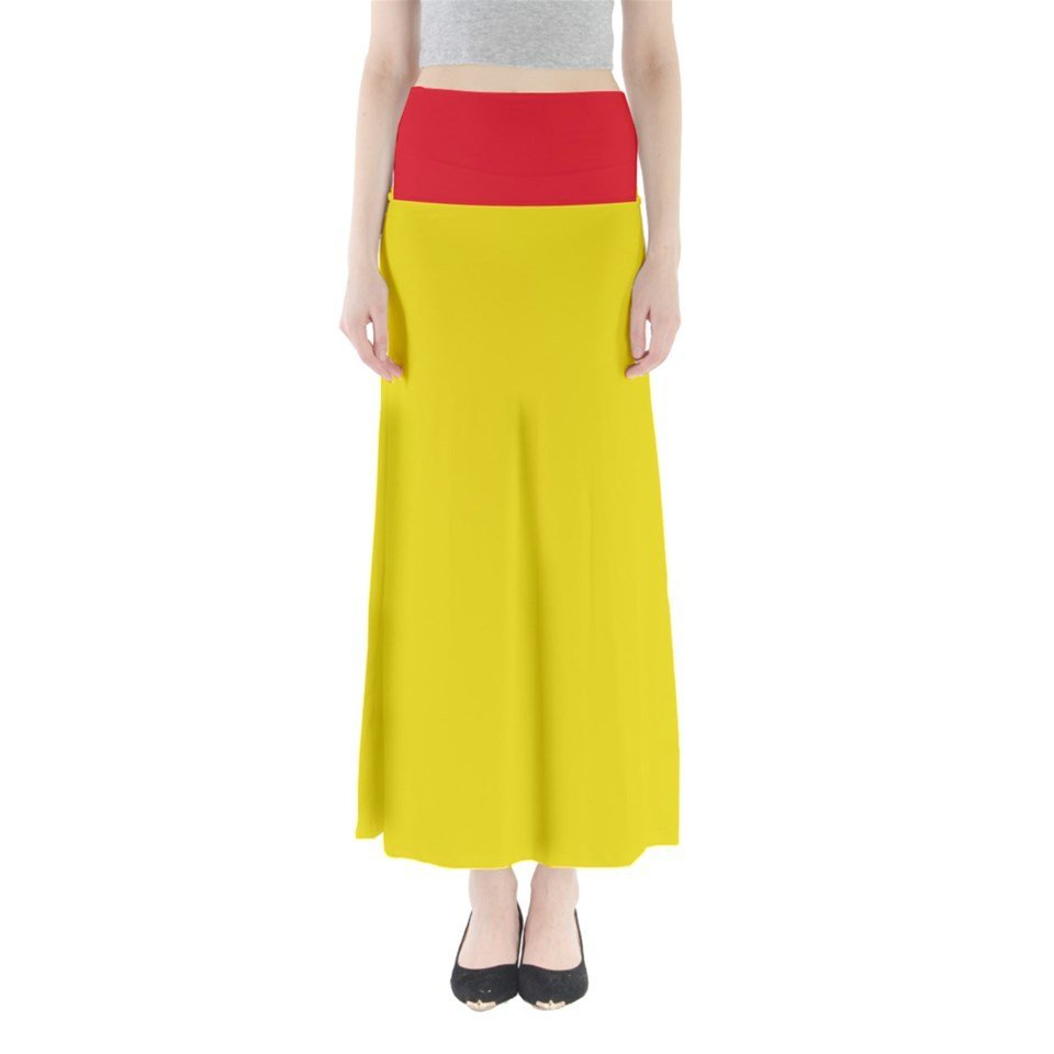 Snow White Maxi Skirt