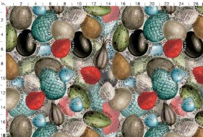 Knit, Poly: DRAG0N EGGS