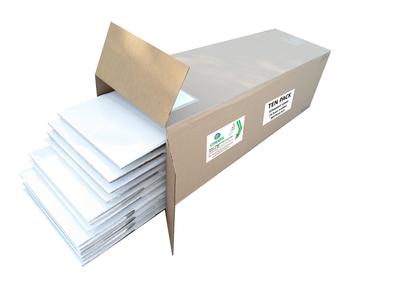 10-Pack - 8ft Lamp Recycling Kit (Jumbo)