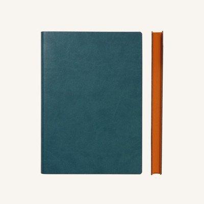 Signature vonalas jegyzetfüzet - A5 , zöld