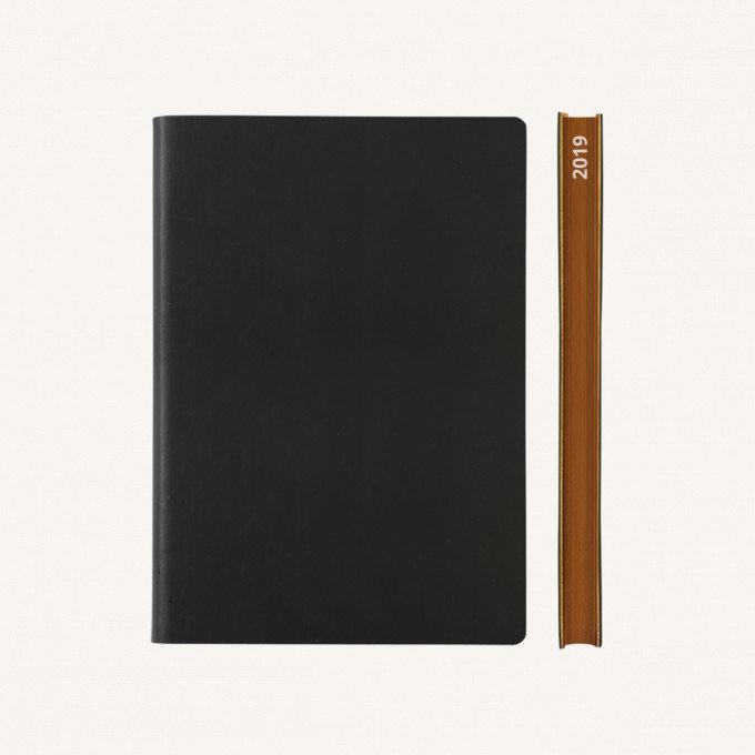 Signature 2020 Határidőnapló - A5, fekete