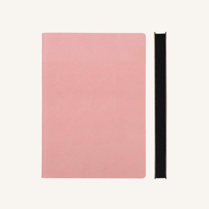 Signature ponthálós jegyzetfüzet - A5 , rózsaszín