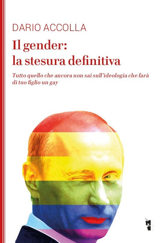 Dario Accolla - Il gender: la stesura definitiva