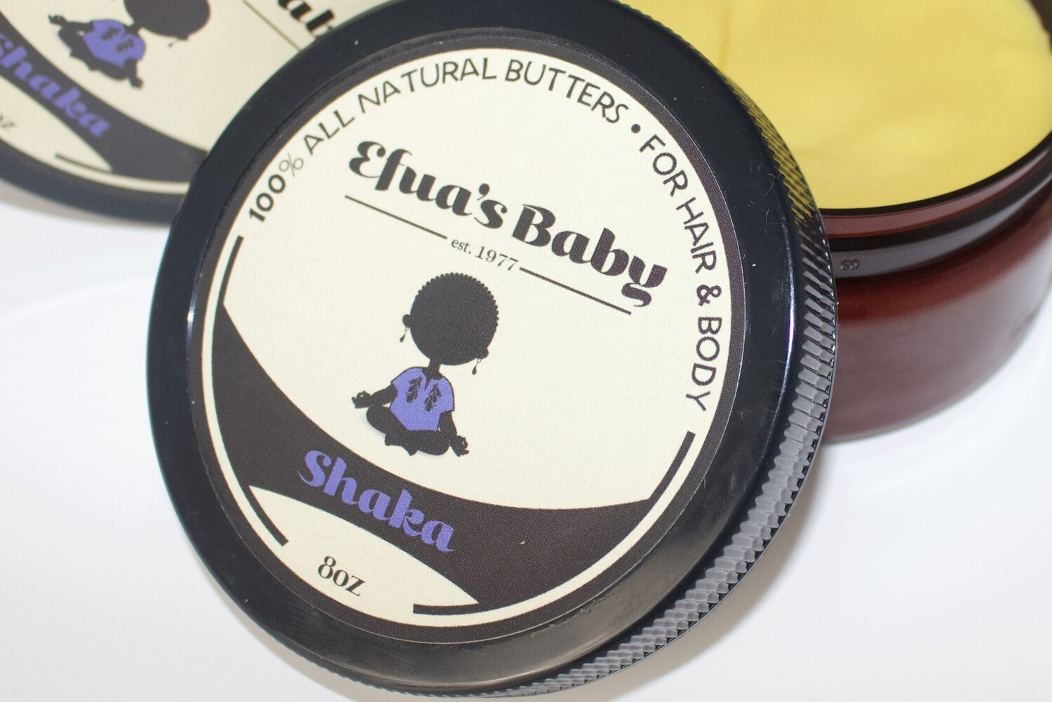 SHAKA 8oz KING Series Body Butter