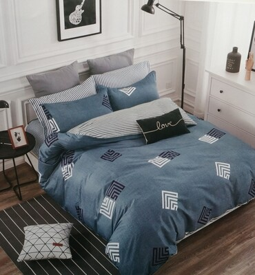 BICKFORD REVERSIBLE (6 PIECE) BEDDING SETS