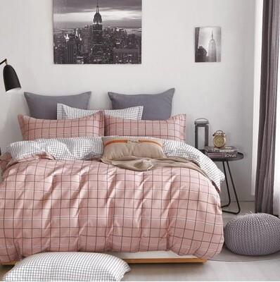 Lewis brown bedding set