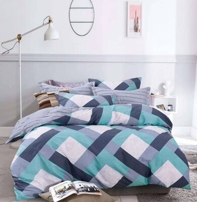 Reed Paisley Bedding Set