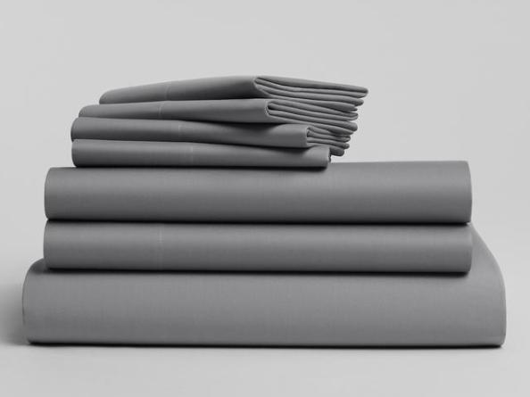 Deluxe solid sheet set