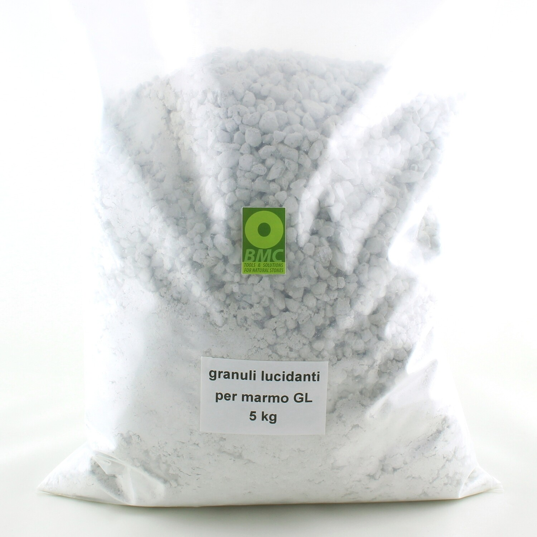 Marble polishing granules GL5K