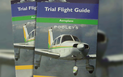 Trial Lesson Flight Guide Book