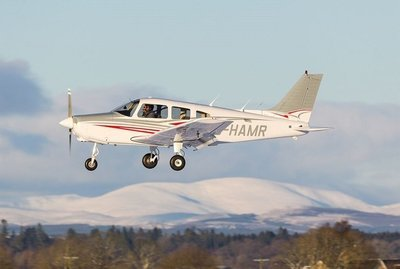 60 Minute Flying Lesson for Two