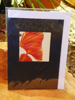Card - Fluid Art 42