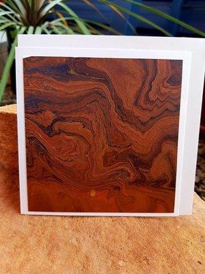 Card - Fluid Art 13