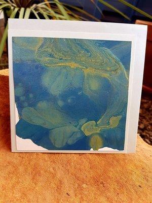 Card - Fluid Art 20