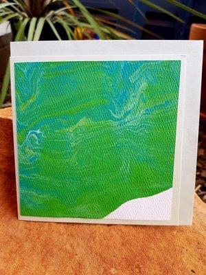 Card - Fluid Art 31