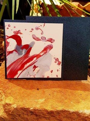 Card - Fluid Art 39