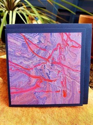 Card - Fluid Art 46