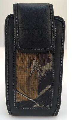 Vertical Pouch with Clip 4.8 inch ( Army Style )